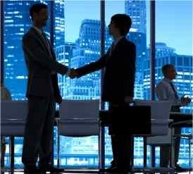 Professionisti per la gestione di affari internazionali