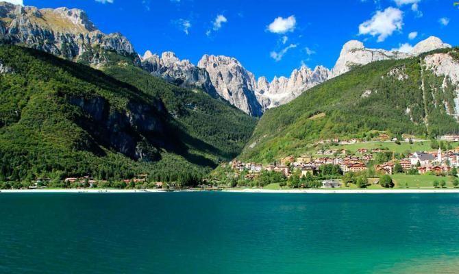 BACINO ALPI ITALY - DISCOVER WORLD