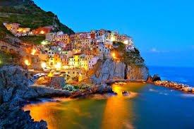 PAESE SUL MARE ITALIANO - DISCOVER WORLD