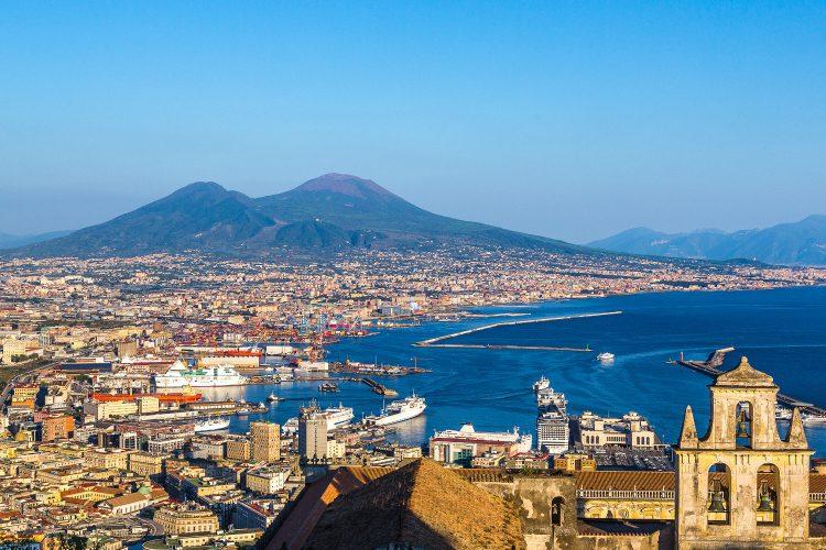 GOLFO DI NAPOLI ITALIA - DISCOVER WORLD